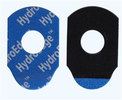 HYDROEDGE 18 MM HALF-EYE ROUND CORNERS CENTER HOLE - 1000/ROLL